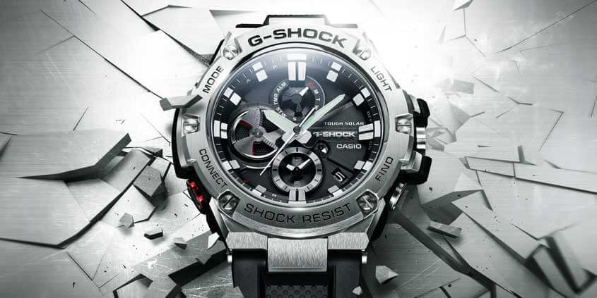 Foto van GST-B100-1AER horloge