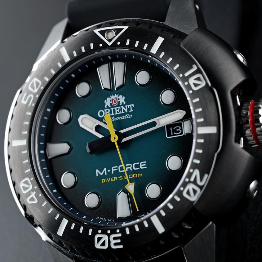 Orient Mako duikhorloge