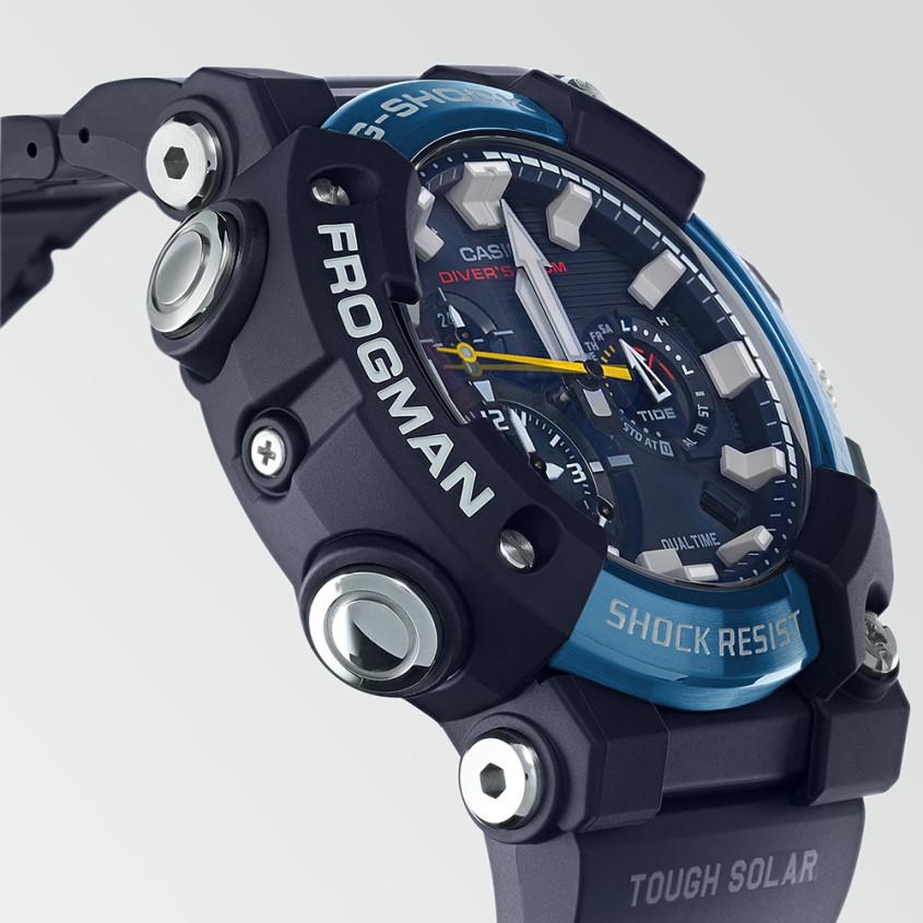 G-Shock Frogman duikhorloge