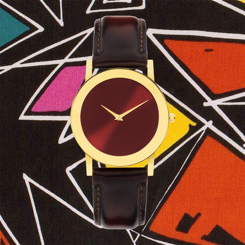 Danish Design horloge uit 1988