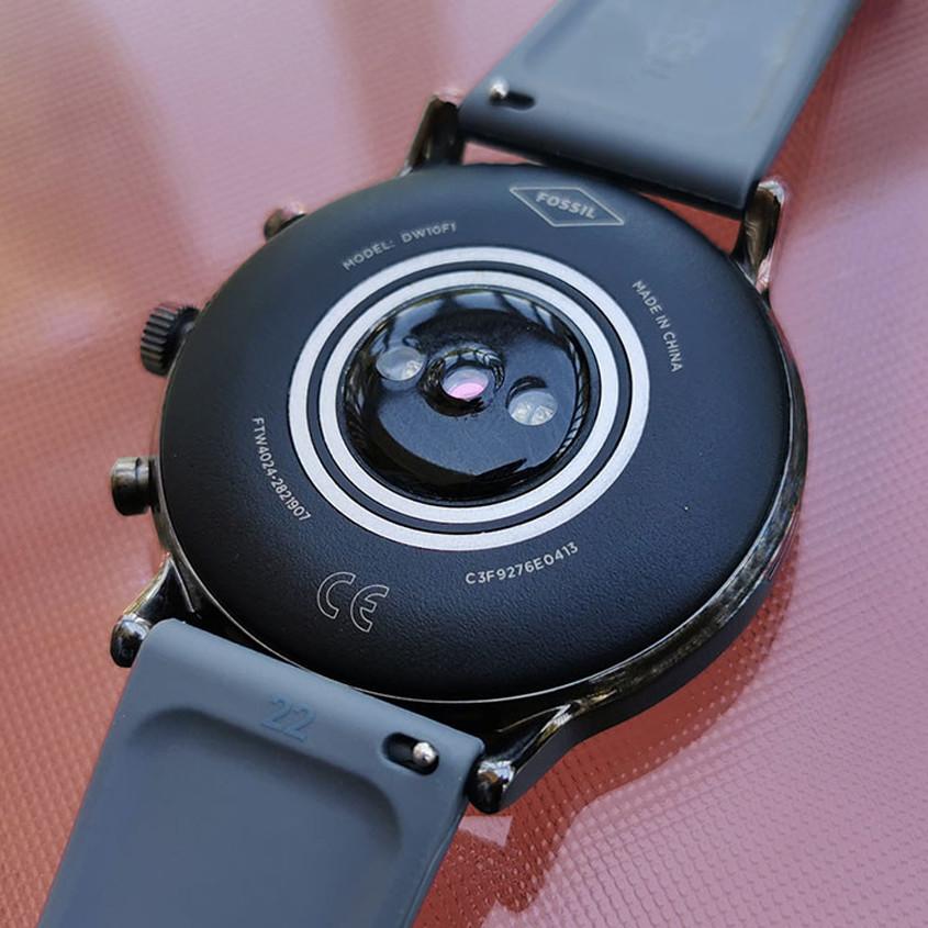 Foto achterkant Gen5 smartwatch