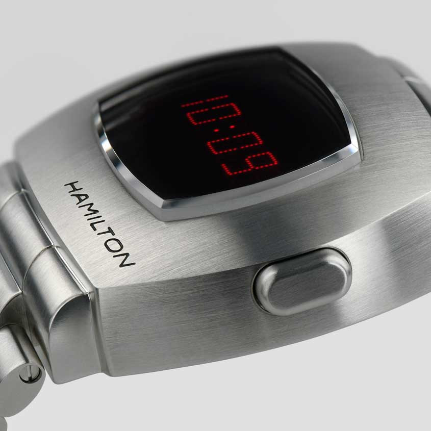Foto Hamilton PSR horloge