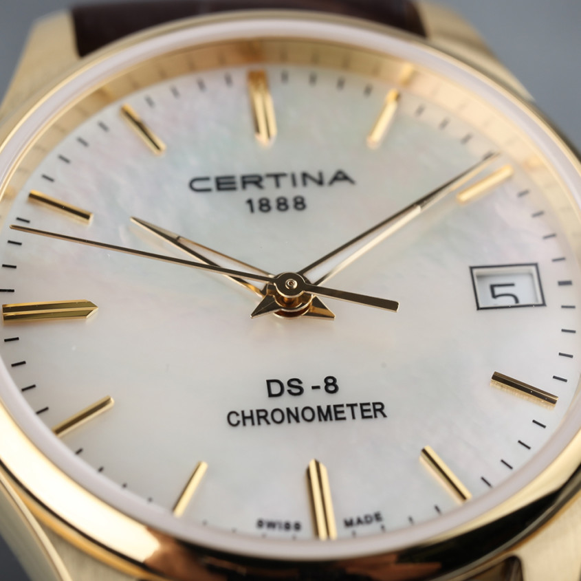 Certina chronometer