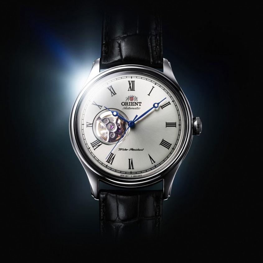 Orient Open Heart horloge