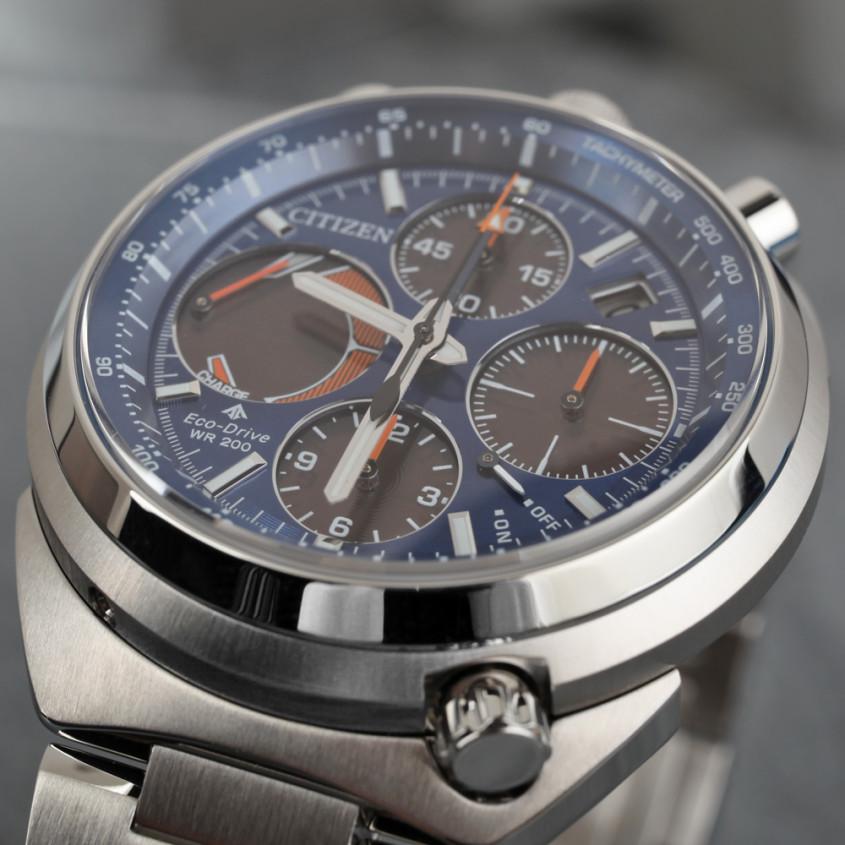 Citizen AV0070-57L Promaster Tsuno Flyback Chronograph Racer