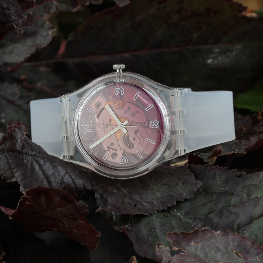 GE290 - Swatch - Pink Disco Fever