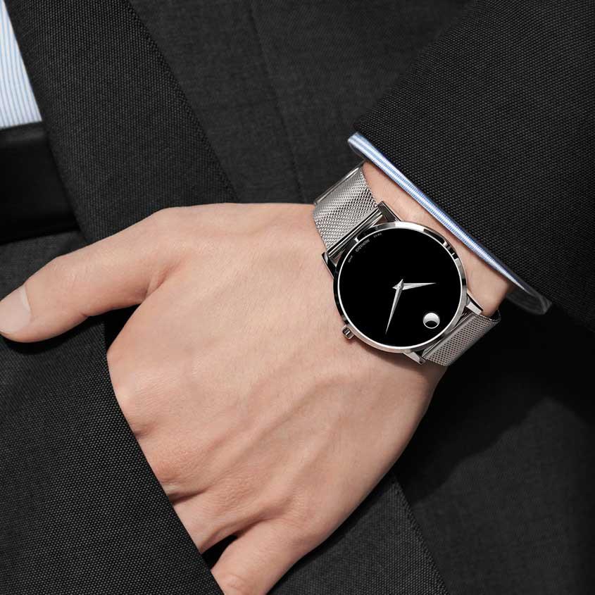 Foto Movado Classic horloge