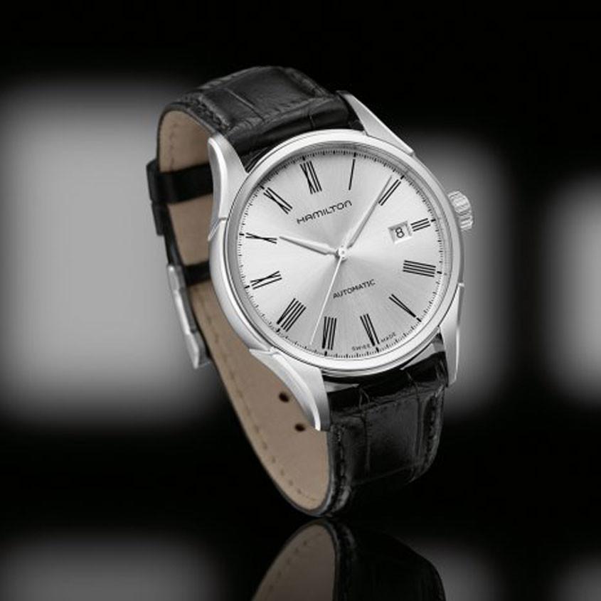 Foto Hamilton Valiant horloge