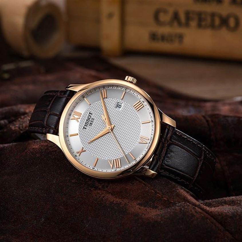 Foto Tissot Tradition horloge