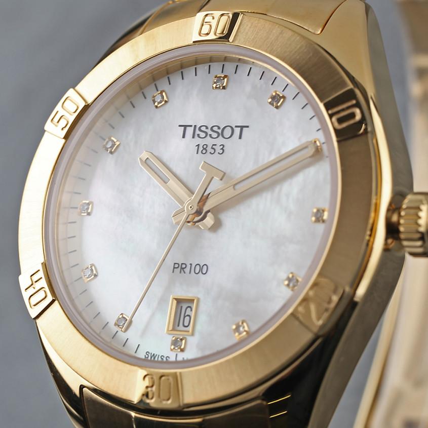 Foto Tissot Sport chic horloge