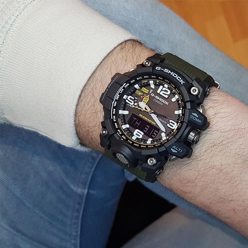 Foto G-Shock GWG-1000-1A3ER