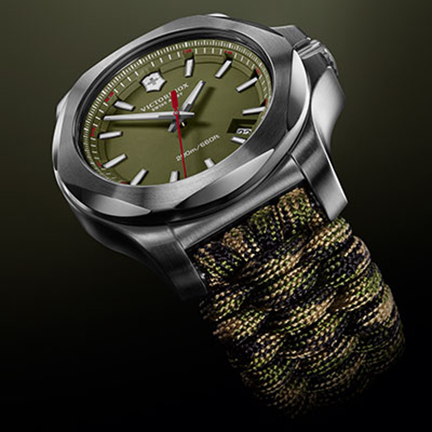 Foto Victorinox paracord horlogeband
