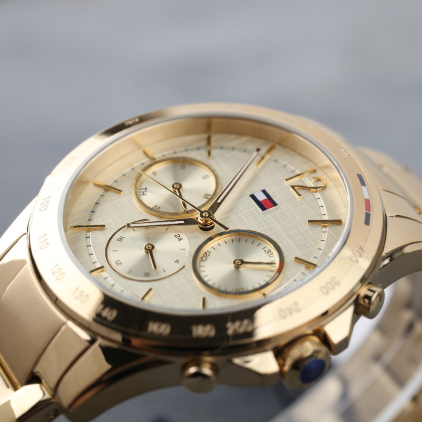 Foto Tommy Hilfiger Haven horloge