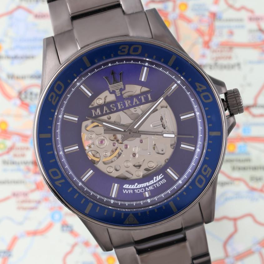 Foto Maserati Sfida horloge