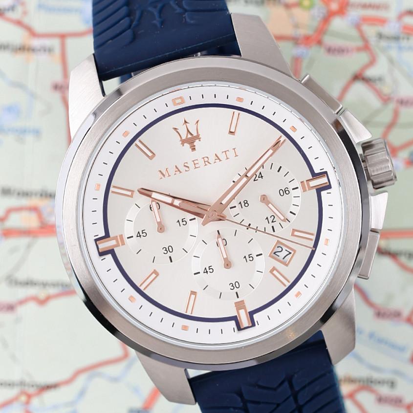 Foto Maserati Successo horloge