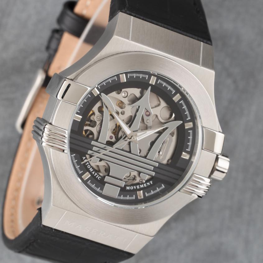 Foto Maserati Potenza horloge