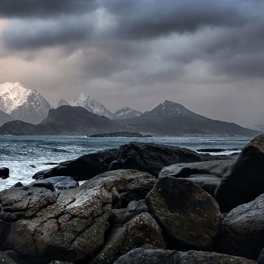Foto Noordelijke ijszee