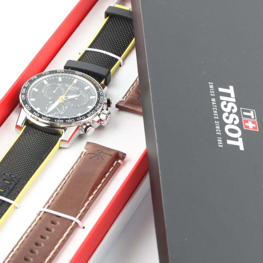 Foto verpakking Tissot horloge