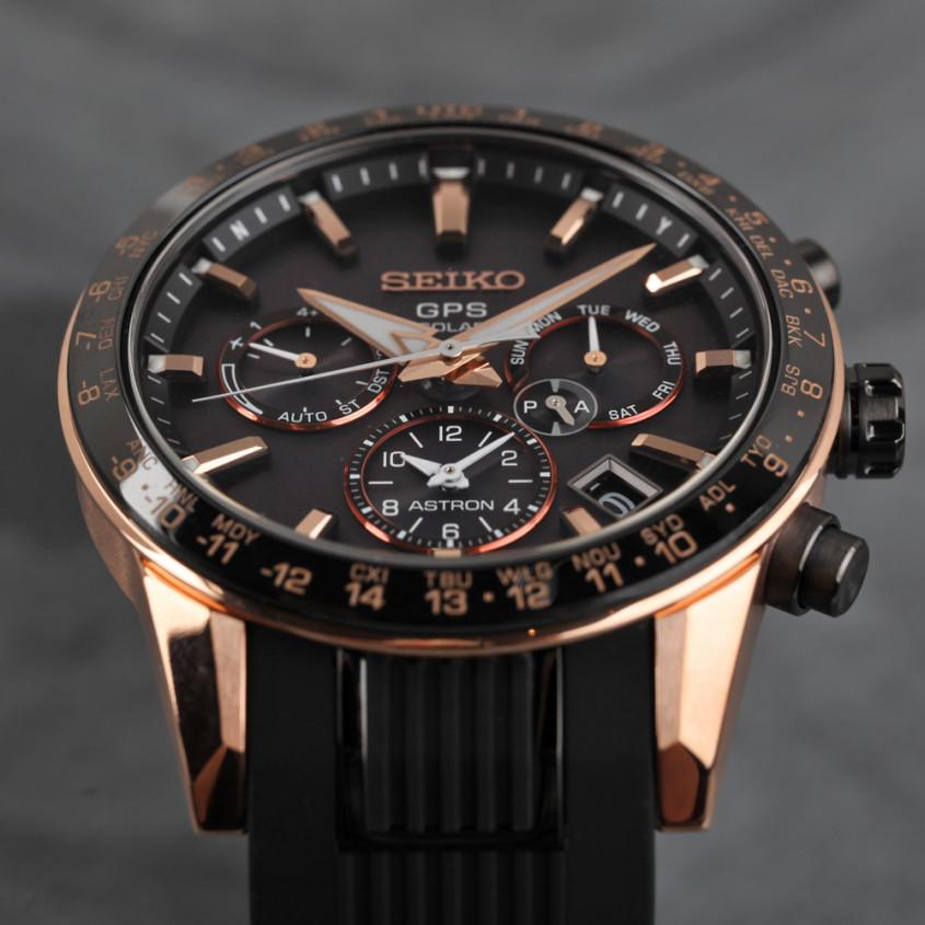 Foto Seiko Astron horloge