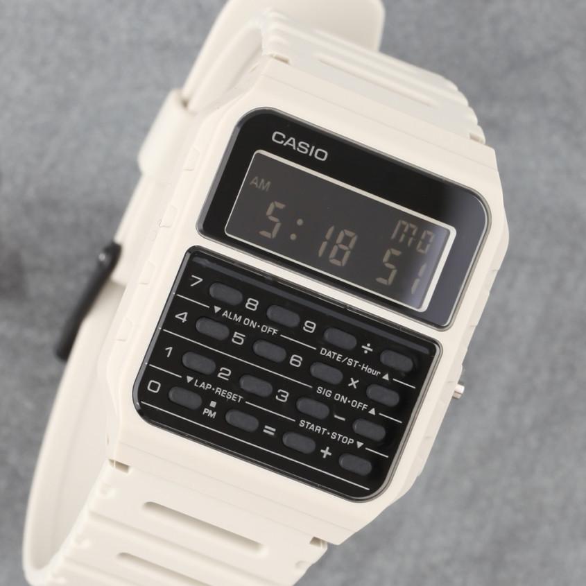 Foto Casio CA-53 Edgy calculator horloge